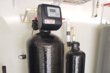 water softener salt free systems